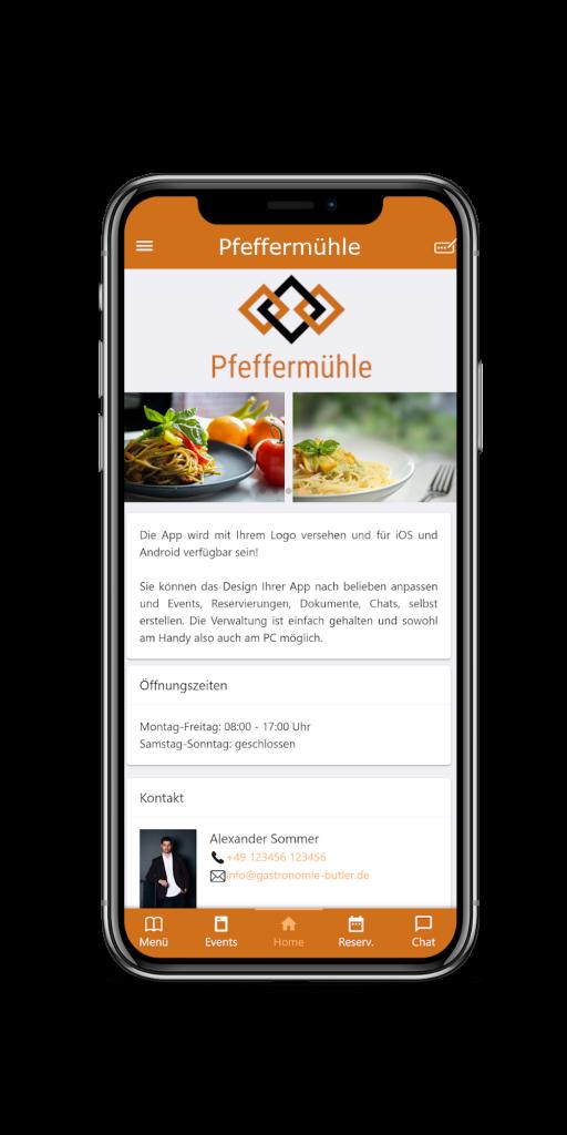 Individuelles Design Ihrer App