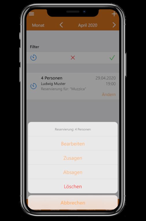 iOS und Android App